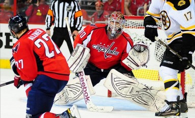 Is Braden Holtby the Capitals Goalie of the Future?