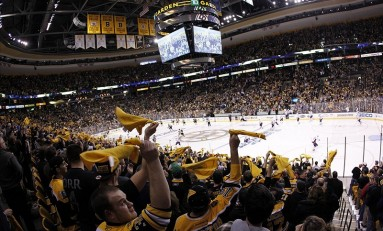 The Bizarre Naming History of TD Garden
