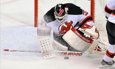 Martin Brodeur: old goalie, new tricks