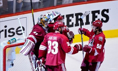 Jamison and Coyotes Get A New Lease on Life, For Now