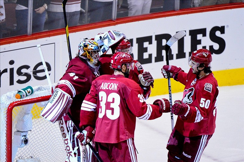 Nhl Schedule Five Key Games For The 2012 13 Phoenix Coyotes