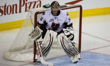 Chris Driedger - The Next Ones: NHL 2012 Draft Prospect Profile