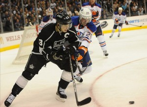 Dustin brown Kings Captain