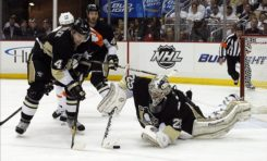 Penguins Goalie Controversy? Only in the Media