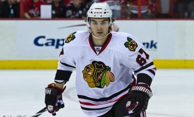 Michael Frolik's Resurgence a Major Factor to Blackhawks Comeback