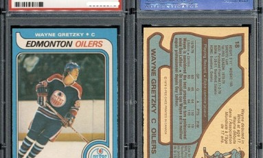 Make Me a Gretzky Rookie  10 or At Least a 9.5