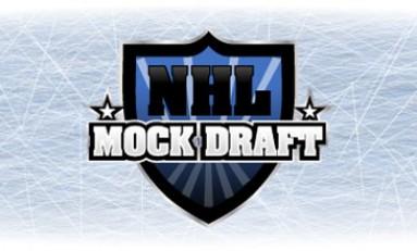 NHL Mock Draft: A Best Bet For NHL Draft Prospect Info