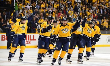 Predators Prevail Against Adversity, Clinch Playoff Spot
