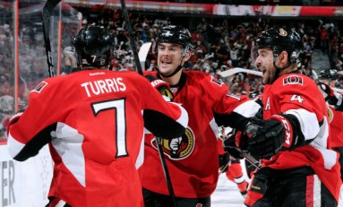 What the Ottawa Senators have given us during the 2011-2012 Season