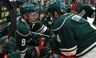 The Taste of the Playoffs Is Sweet - Minnesota Wild Close In