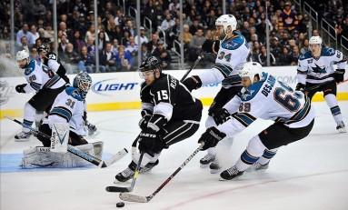 Kings-Sharks:  Horse Hockey!
