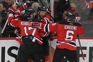 New Jersey Devils First Round Moments Travis Zajac