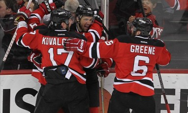 Devils Ride Zajac's Back to Game 7 in Florida