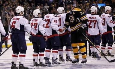 Closing the book on the 2011-12 Boston Bruins