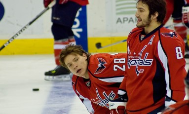 Alex Semin's time in Washington and the reason he will be back