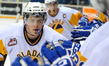 Lukas Sutter - The Next Ones: 2012 NHL Draft Prospect Profile