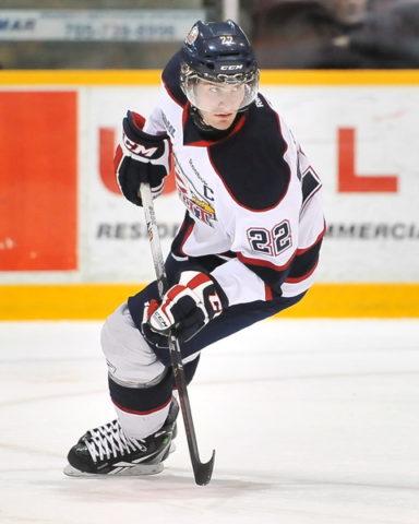 Brandon Saad 2011 NHL Draft