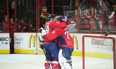 Capitals and Rangers Are Going to Game 8