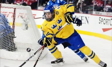 Filip Forsberg - The Next Ones: NHL 2012 Draft Prospect Profile