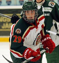 Sebastian Collberg (Elite Prospects)
