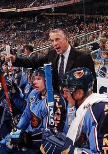 Former Thrasher head coach bob Hartley