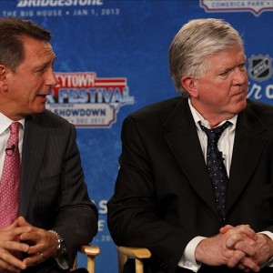 Ken Holland, Brian Burke, NHL, General Manager, Fantasy Hockey