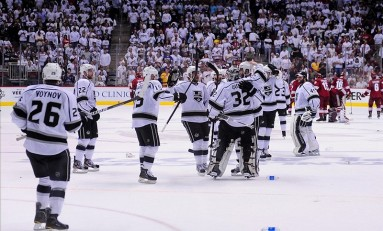 Los Angeles Kings: It's Good To Be Down 2-0