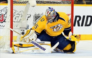 Pekka Rinne is a disciple of Mitch Korn