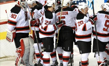 2011-2012 New Jersey Devils: A Look Back
