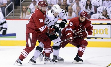 Brown Out: Dustin Delivers For Kings In Desert