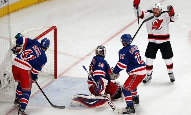 Rivalry Renewed: Devils Even Series with Rangers Instant Review