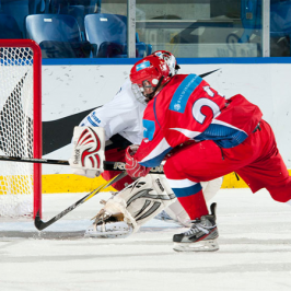 Anton Slepyshev: 2012 NHL Draft's offensively dynamic wild card Russian forward