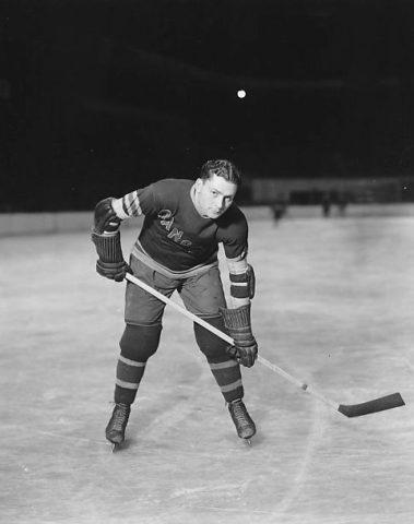Bryan Hextall, New York Rangers