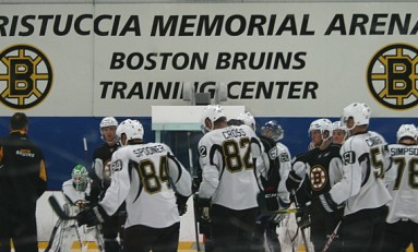 A Pair of Dutchmen Give Bruins Development Camp Some Union College-Flavor