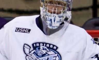 Jon Gillies - The Next Ones: 2012 NHL Draft Prospect Profile - Big Man On Campus