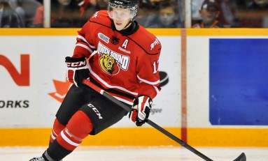 Ottawa Senators Prospect Jarrod Maidens's Continuing Struggles