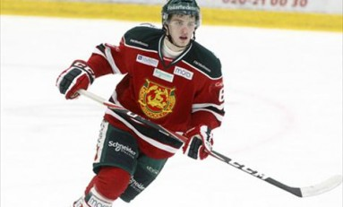 Mikael Wikstrand: The Lone Senators Prospect in Ufa
