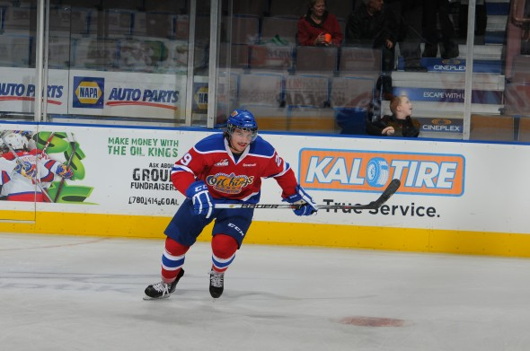 Andy Devlin/Edmonton Oil Kings