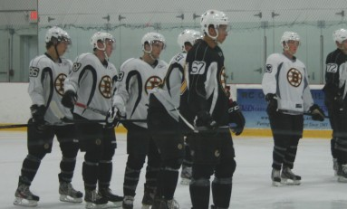Bruins 2016 Development Camp Wrap Up