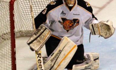 2012 NHL Prospect Brandon Whitney