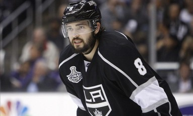 Doughty Deserves Norris After Career Season