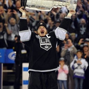 Dustin Brown Kings