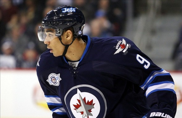 Prototypical Bruins Evander Kane