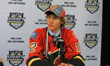 Reviewing the Calgary Flames 2012 Draft Class