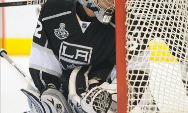 Will the Kings' Jonathan Quick Win the Vezina This Year?