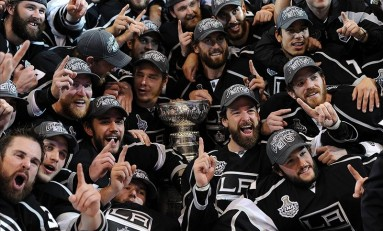 Will The LA Kings Lose Their Stanley Cup Momentum?
