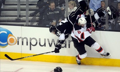 Q & A With New Jersey Devils Defenseman Andy Greene