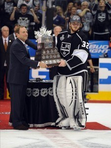 Jonathan Quick was the Conn Smythe winner in 2012 (Jayne Kamin-Oncea-US PRESSWIRE)