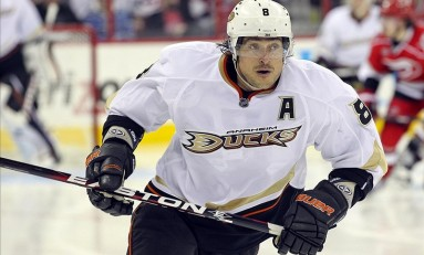 Hockey News: Vokoun Recalled; Selanne as Captain Duck