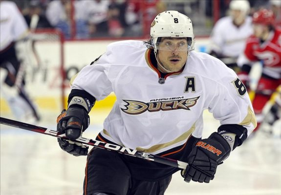Teemu Selanne, NHL Offer Sheets